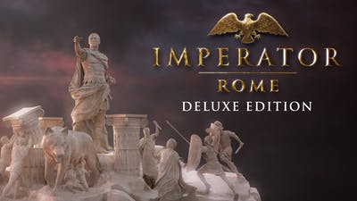 Imperator: Rome - Deluxe Edition | Linux Mac PC Steam Game | Fanatical
