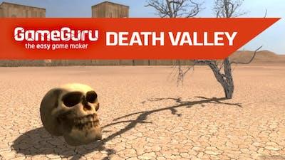 GameGuru - Death Valley Pack DLC