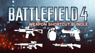 Battlefield 4: Weapon Shortcut Bundle - DLC