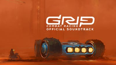 GRIP: Combat Racing - Official Soundtrack - DLC