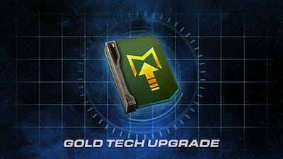 1 Gold Tech Upgrade
