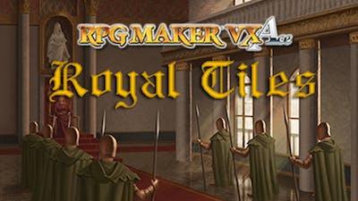 RPG Maker VX Ace: Royal Tiles Resource Pack DLC