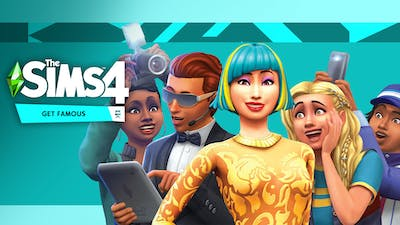 The Sims 4 Get Famous - DLC