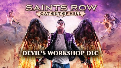 Saint's Row: Gat Out of Hell - Devil's Workshop Pack DLC