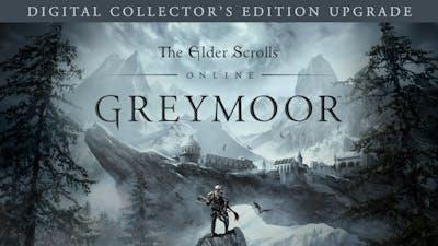 The Elder Scrolls Online: Greymoor Digital Collector's Edition Upgrade - DLC