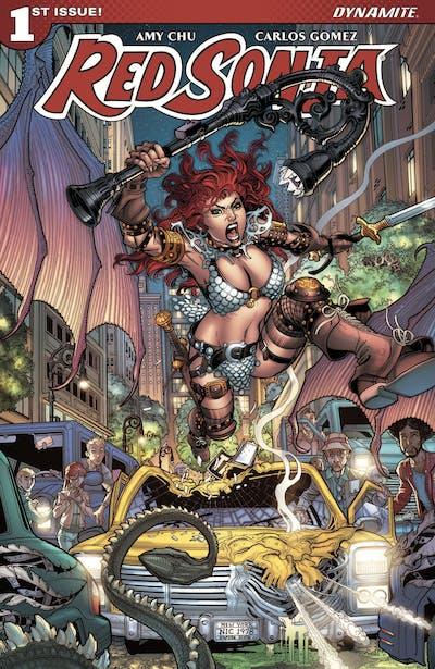 Red Sonja (Vol. 4) #1