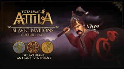 Total War: ATTILA – Slavic Nations Culture Pack DLC