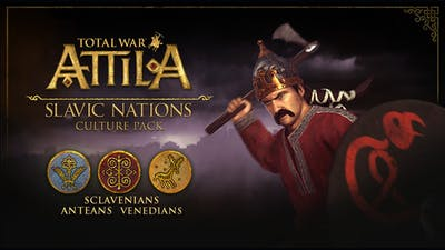 Total War: ATTILA – Slavic Nations Culture Pack DLC