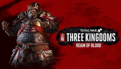 Total War: THREE KINGDOMS - Reign of Blood - DLC