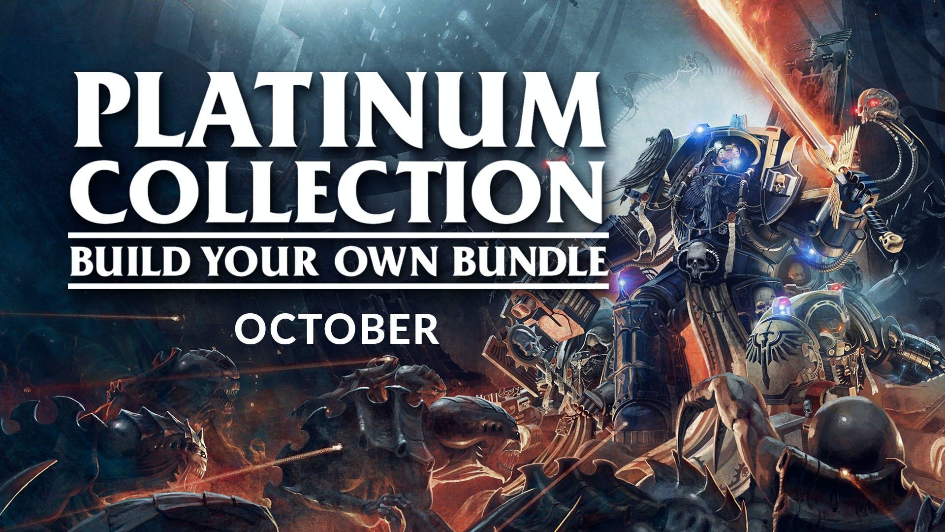 Platinum Collection - Build your own Bundle (October)