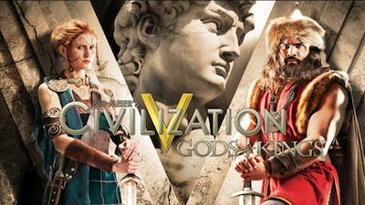 Sid Meier's Civilization V - Gods and Kings DLC
