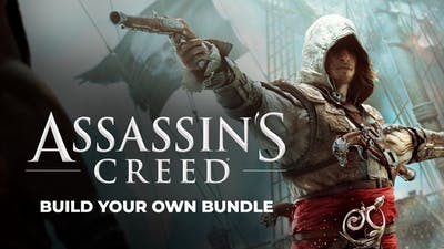 Assassin's Creed - Build your own Bundle