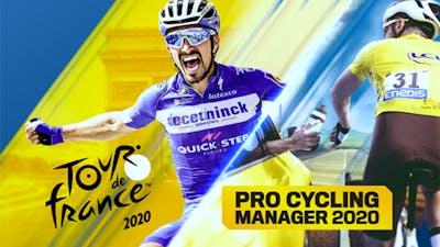 Pro Cycling Manager + Tour De France 2020 Bundle