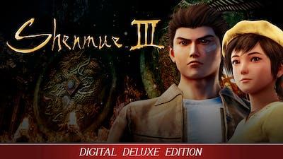 Shenmue III Deluxe Edition