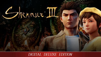 Shenmue III Deluxe Edition