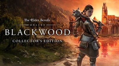 The Elder Scrolls Online Collection: Blackwood Collectors Edition
