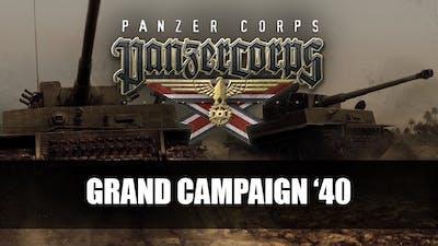 Panzer Corps Grand Campaign '40 DLC
