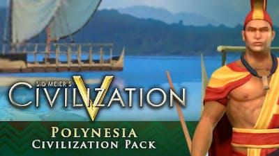 Civilization and Scenario Pack: Polynesia DLC