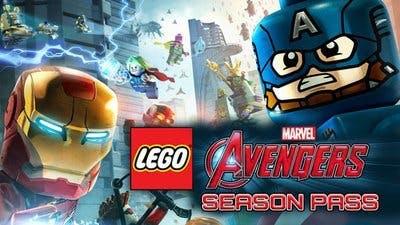 LEGO Marvel's Avengers Season Pass - DLC