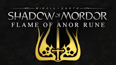 Middle-earth: Shadow of Mordor - Flame of Anor Rune DLC