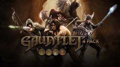 Gauntlet 4-Pack