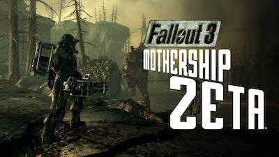 Fallout 3 - Mothership Zeta DLC