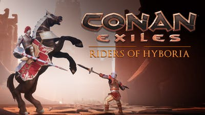 Conan Exiles - Riders of Hyboria Pack - DLC