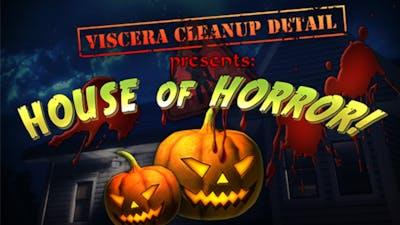 Viscera Cleanup Detail - House of Horror DLC