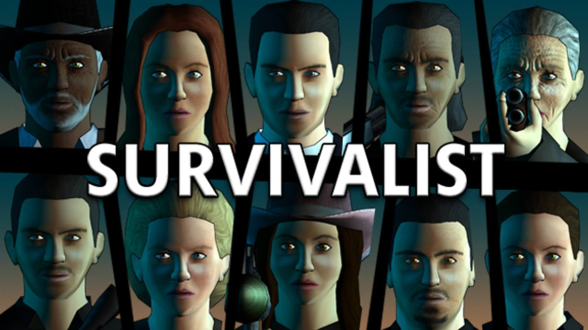 Image result for survivalist, pc, game