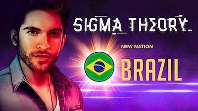 Sigma Theory: Brazil - Additional Nation - DLC
