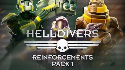 HELLDIVERS - Reinforcements Pack 1 - DLC