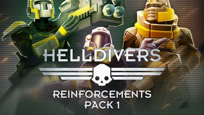 HELLDIVERS - Reinforcements Pack 1