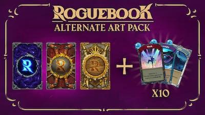 Roguebook - Alternate Art Pack - DLC