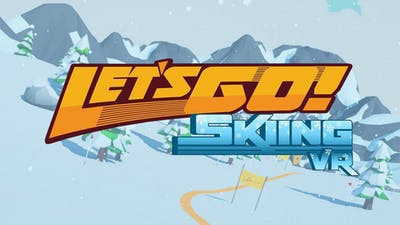 Let's Go! Skiing VR