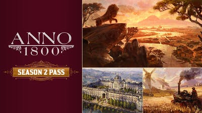 Anno 1800 - Year 2 Pass - DLC