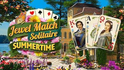 Jewel Match Solitaire Summertime