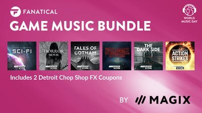 Fanatical Game Music Bundle by Magix
