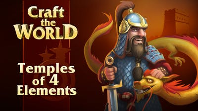 Craft The World - Temples of 4 Elements - DLC