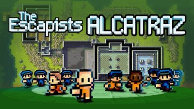 The Escapists - Alcatraz DLC