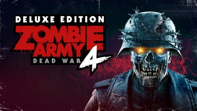 Zombie Army 4: Dead War Deluxe Edition