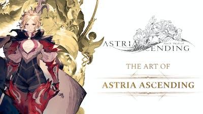 Astria Ascending - The Art of Astria Ascending - DLC
