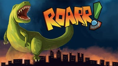 Roarr! The Adventures of Rampage Rex