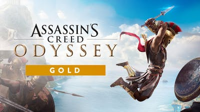 Assassin's Creed Odyssey: Gold Edition