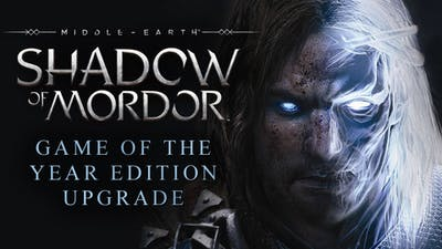 Middle-earth: Shadow of Mordor - GOTY Edition Upgrade DLC | PC Steam