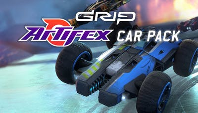 GRIP: Combat Racing - Artifex Car Pack