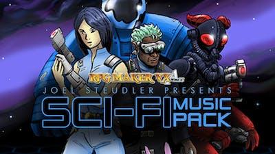 RPG Maker VX Ace: Sci-Fi Music Pack
