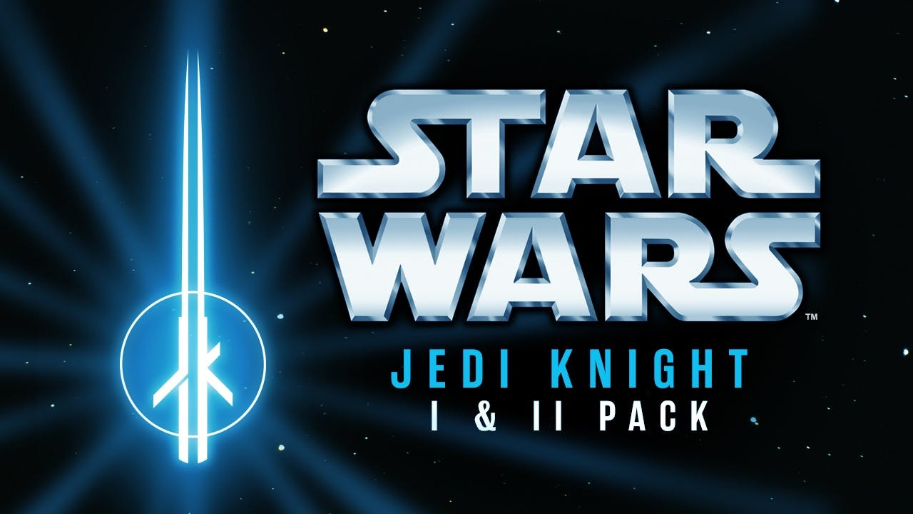 STAR WARS Jedi Knight I & II Pack