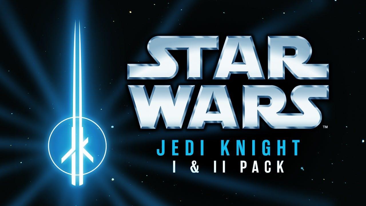 STAR WARS Jedi Knight I & II Pack