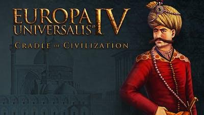 Europa Universalis IV: Cradle of Civilization DLC