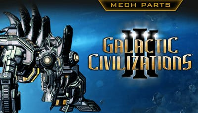 Galactic Civilizations III - Mech Parts Kit DLC